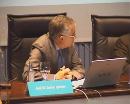 José M. García Iglesias, departamento de Historia da Arte da Universidade de Santiago de Compostela